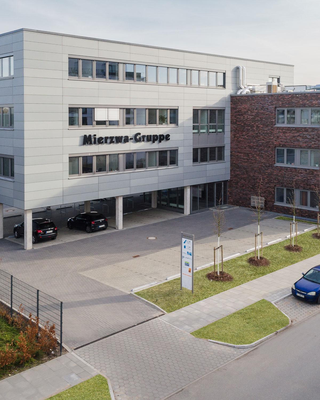 Mierzwa Gruppe <em>in Hamburg</em>